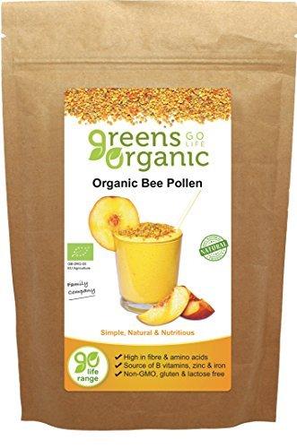 Greens Organic 100 g Bee Pollen by Greens Organic (Organic Bee Pollen)