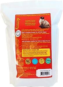 Vegan Gourmet Fondue Dry Cat Food, High Protein Kibble (5 lb)