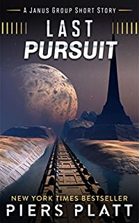 Last Pursuit by Piers Platt ebook deal