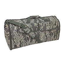 Code Alpha 9955AF-ABU Hybrid Garment Duffel Bag, Digital Camouflage