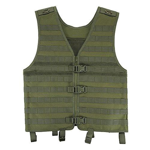 Chest Pocket Mesh Vest - 4
