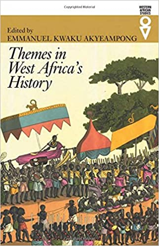 amazon themes in west africa s history western african studies