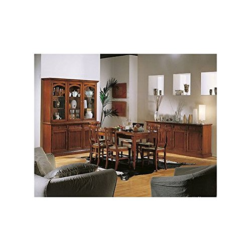 esszimmer vollst ndige wohnzimmer sideboard vitrine tisch st hle holz produkt veneto g nstig. Black Bedroom Furniture Sets. Home Design Ideas