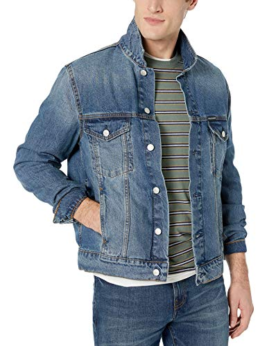 Where to find jacket for men calvin klein casual?