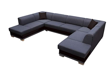 Ye Perfect Choice - Sofá cama con forma de U, diseño moderno ...