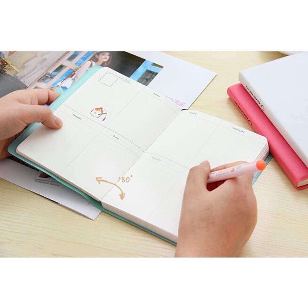 Amazon.com: 2018-2019 Planificador Académico Moolang dibujos ...