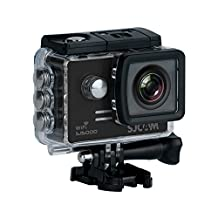 SJCAM Original SJ5000 WIFI Novatek 96655 14MP 170° Wide Angle 2.0'' LCD 1080P Sport Action Camera Waterproof Cam HD Camcorder Outdoor for Vehicle Diving Swimming (Black)