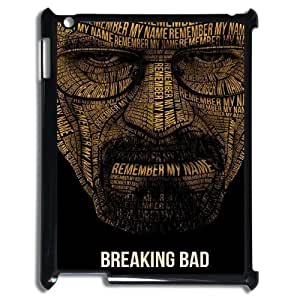 DDOUGS Breaking Bad High Quality Cell Phone Case for Ipad 2,3,4, Personalized Breaking Bad Case