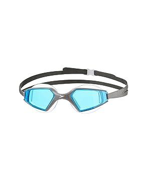 Speedo Unisex Aquapulse Max 2 Mirror Goggles One Size (Chrome Blue ... 0c183d3b08