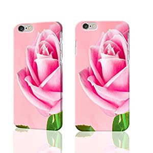 "Pretty Pink Rose 3D Rough iphone 6 -4.7 inches Case Skin, fashion design image custom iPhone 6 - 4.7 inches , durable iphone 6 hard 3D case cover for iphone 6 (4.7""), Case New Design By Codystore"
