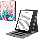 """Fintie Stand Case for Kindle Oasis (9th Gen, 2017 Release ONLY) - Multi Angle Hands-Free Viewing Flip Cover with Auto Sleep/Wake for Amazon All-New 7"""" Kindle Oasis E-Reader, Moroccan Love"""