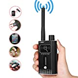 Anti-Spy Wireless Bug DetectorGPS Signal Detector [Advanced Version], GPS Tracker Wireless Camera Amplification Ultra-high Sensitivity GSM Device Finder RF Scanner Finder
