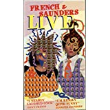 French and Saunders:Live