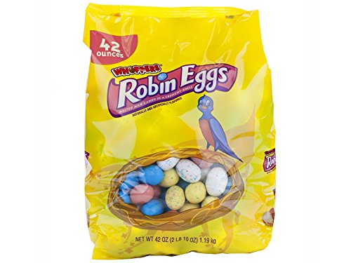 Hershey's Robin Eggs 42 ounce bag Whopper Robin Eggs Easter