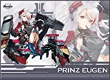 Azur Lane Prinz Eugen Card Game Character Play Mat Collection Anime Girls Art