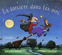 La sorcière dans les airs par Donaldson