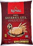 #9: Royal Sharbati Atta 100% Whole Wheat Atta, 20lbs (Sharbati)
