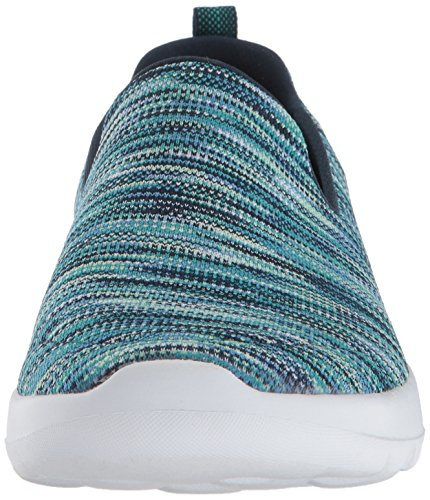 Skechers Women's Go Walk Joy-15615 Sneaker Navy/Multi sale shop for free shipping enjoy cheap footlocker pictures cheap price in China 0Coud