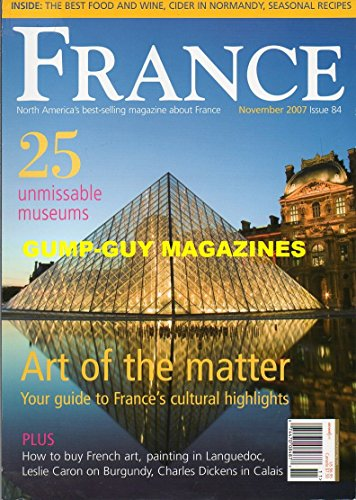 France November 2007 Issue 84 (Riesling 2007)