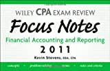 Wiley CPA Examination Review Focus Notes, Kevin Stevens, 0470935715