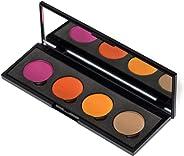 Paleta de Sombras Raging Sun, Arielle Morimoto Cosmetics