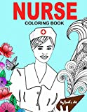 Nurse Coloring Book: Snarky, Funny Adult Coloring