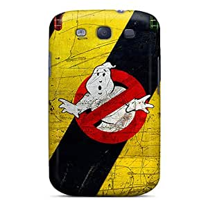 Protector Hard Cell-phone Case For Samsung Galaxy S3 With Custom Trendy Ghost Busters Image LavernaCooney