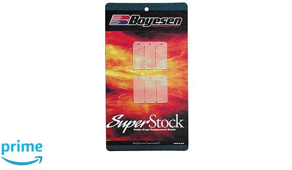 Boyesen Super Stock Reeds Single Fiber SSF035