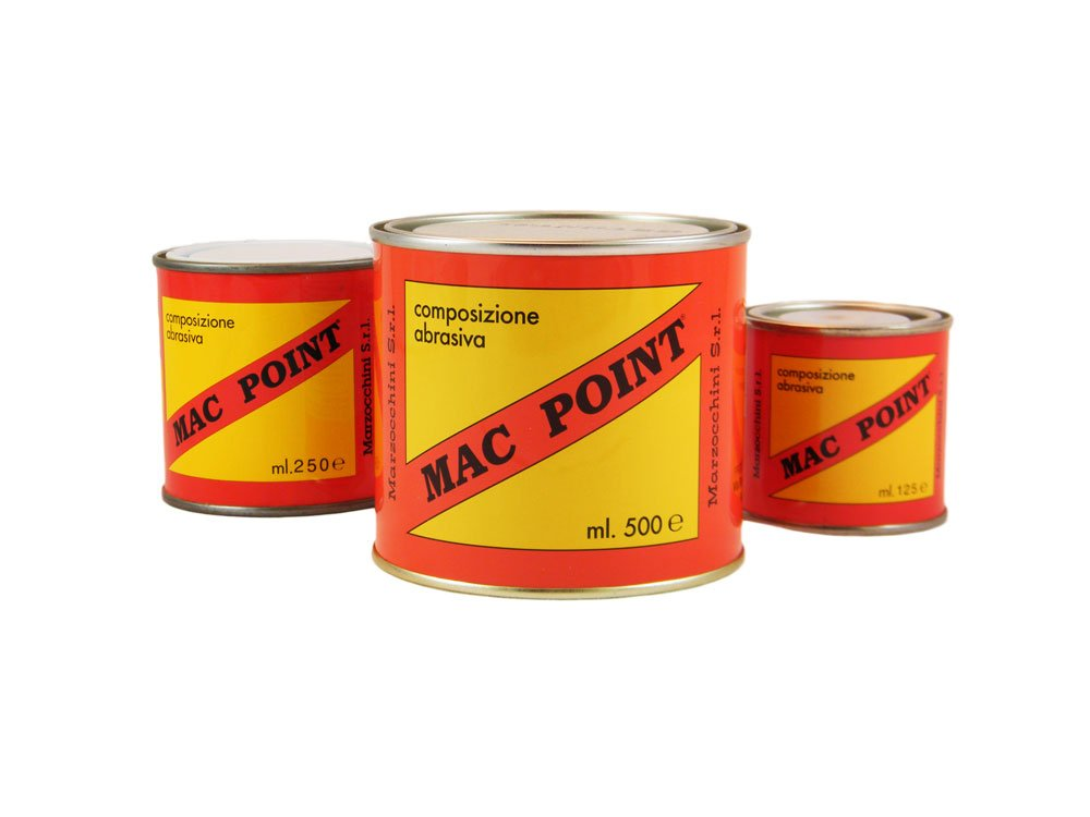 MAC POINT pasta abrasiva FINE conf. 500ml Marzocchini