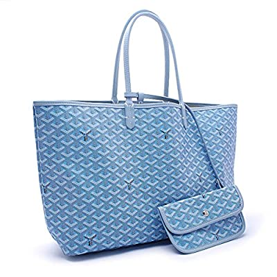 LOYEOY Large Tote Purse Classic Travel & Shopping Top Handle Handbags Shoulder Bags for Women