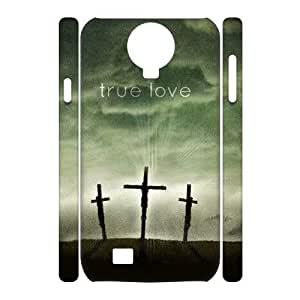 Cross Customized 3D Cover Case for SamSung Galaxy S4 I9500,custom phone case ygtg549582
