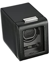 456002 Viceroy Single Watch Winder with Cover, Black
