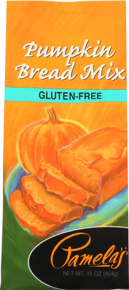 Pamela's Products (NOT A CASE) Pumpkin Bread Mix Gluten Free by Pamela's Products