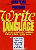 img - for Write Language : the New Secrets of Writing Letters That Really Work book / textbook / text book