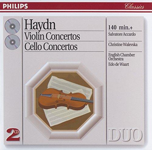(Haydn: Violin Concertos/Cello Concertos)