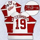 Autographed-Steve-Yzerman-Jersey-1997-Stanley-Cup-Retro-CCM-Autographed-NHL-Jerseys