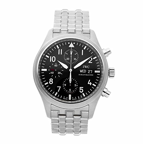 - IWC Pilot Automatic-self-Wind Male Watch IW371704 (Certified Pre-Owned)