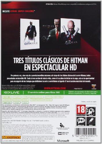 Hitman Trilogy Hd Collection: Amazon.es: Videojuegos