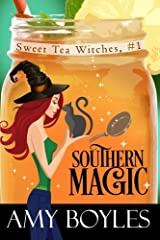 Title Southern Magic Sweet Tea Witch Mysteries Volume 1 Authors Amy Boyles ISBN 71737 537 5 978 7 USA Edition