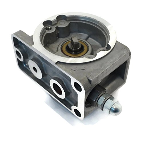 New Snow Plow PRESSURE GEAR PUMP fits Meyer Diamond E-46 E-47 E-47H Pumps Blade by The ROP Shop by The ROP Shop