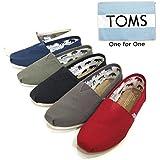 【TOMS トムズ】キャンバススリッポンシューズ スニーカー クラシックキャンバス (Classic Canvas)