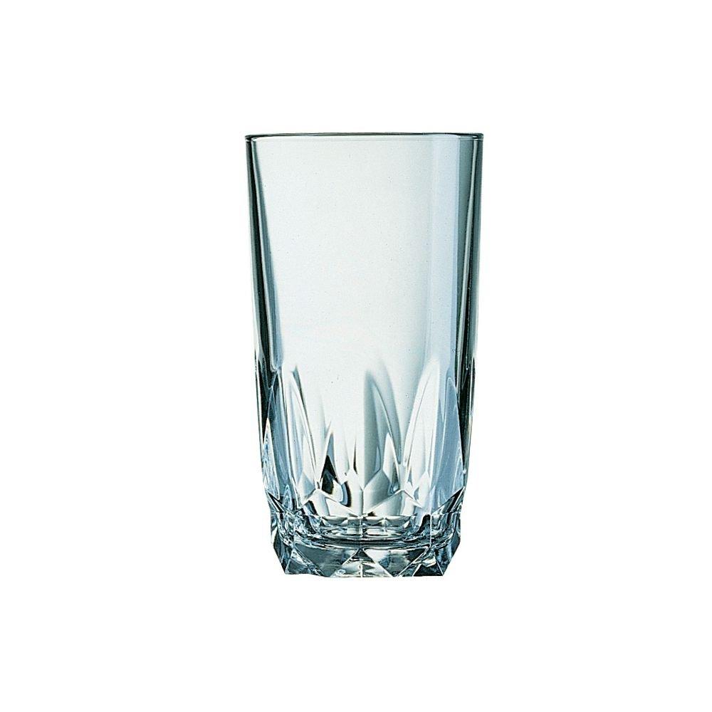 Arcoroc 57069 Artic 12.5 Oz. Beverage Glass - 48 / CS