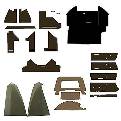 New Complete Cab Conversion Kit w/ Cowl Cover For John Deere Tractor 4030 4230 +