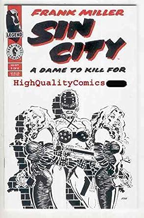 Marv Sin City Comic