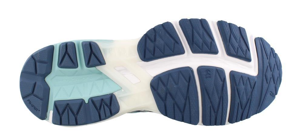 ASICS Women's GT-1000 6 B(M) Running Shoe B071HV2BV2 11.5 B(M) 6 US|Porcelain Blue/Smoke Blue/White 1f674a