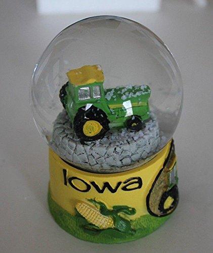 - Iowa Water Globe, 45 mm