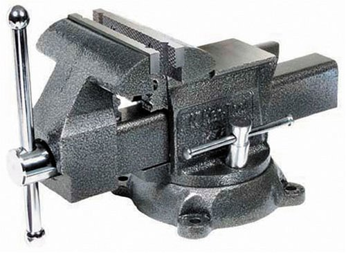 Ken-Tool 64055 K55 5 1/2'' Professional Workshop Vise