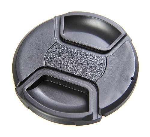 Lens Cap for Nikon, Canon, Sony SLR, DSLR and others lenses LC-55mm by Nomadic Trader - Photo