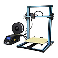 Creality 3D CR-10S 3D Printer with Filament Monitor Dual Z Lead Screw