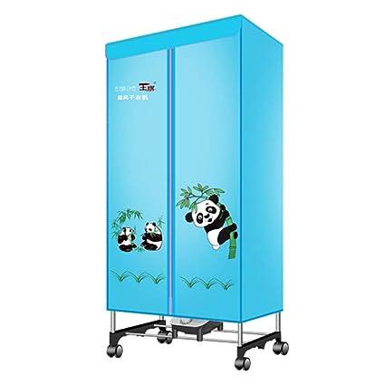 Clothes dryer Secador de Aire Caliente Antibacteriano Mudo del hogar de la máquina del secador 900w